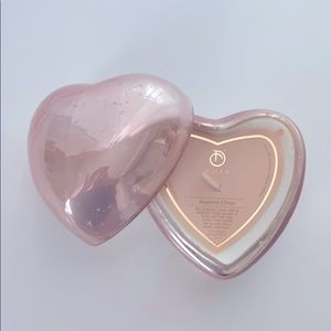 Heart Shaped Candle